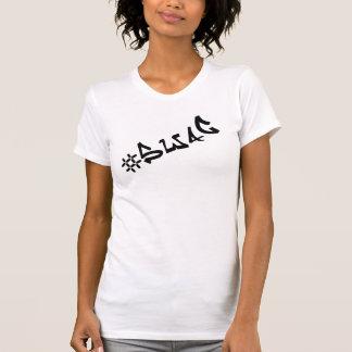 Skjorta för Hashtag bylte#Swag T Shirt