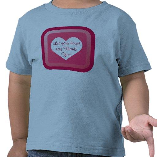skjorta för hjärtatacksmåbarn t shirt