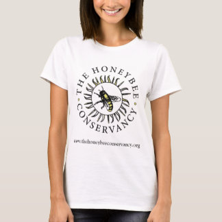 Skjorta för Honeybeenaturvårddamer Tshirts