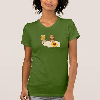 Skjorta för Jesus kärleköl T Shirts