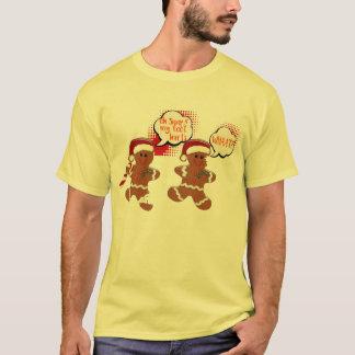 skjorta för jul för plötslig kaka för pepparkaka t-shirt