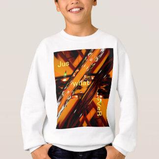 Skjorta för Jus spelar ingen roll ungdomsvett T-shirt