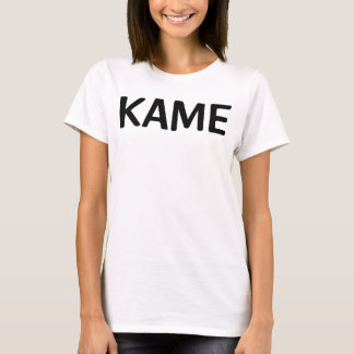 Skjorta för KAME-Anime T Tee