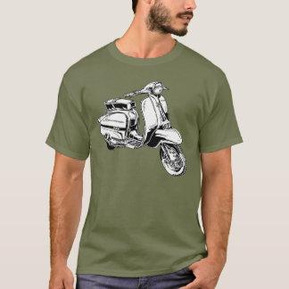 Skjorta för klassikersparkcykel T Tshirts