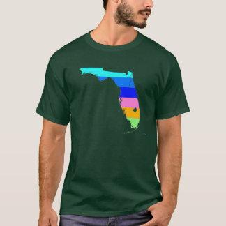 Skjorta för konst för CYCADFlorida pop Tee
