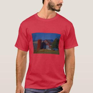 Skjorta för ladugård t tröja