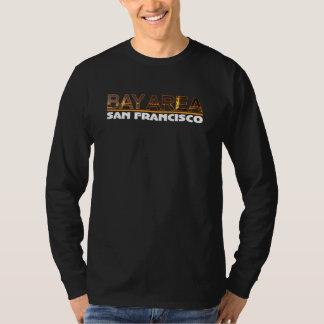 Skjorta för långärmad T för San Francisco Bay Tee Shirt