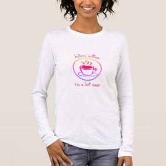 Skjorta för långärmader för kvinnaBella kanfas T-shirt