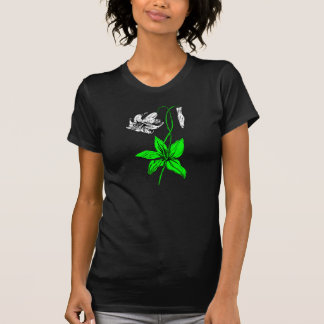 Skjorta för lilja T Tröjor