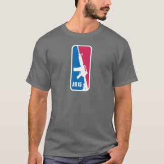 Skjorta för logotyp AR15 Tee Shirt