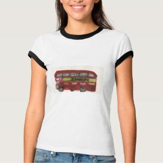 Skjorta för London buss T T Shirts