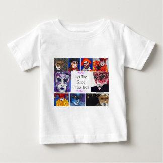 Skjorta för Mardi Gras bratider Tee Shirt