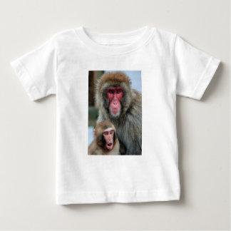 Skjorta för mor- och babyapautslagsplats tee shirt