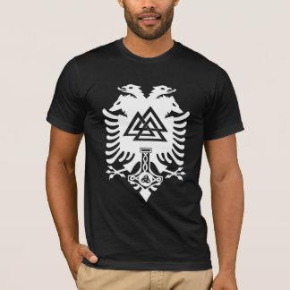 Skjorta för Odin vapensköldmörk T Shirt