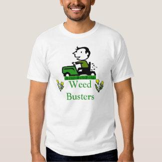 Skjorta för ogräsrackareWhit T T Shirt
