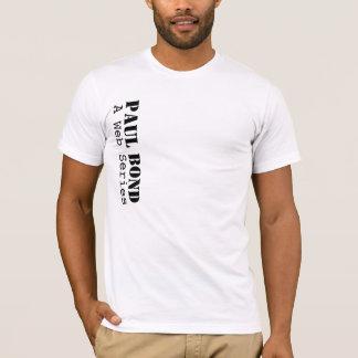 Skjorta för Paul förbindelseman Tshirts