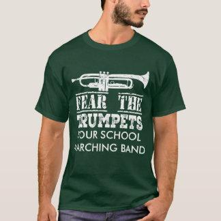 Skjorta för personlig för musikband för t-shirt