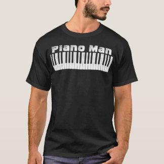 Skjorta för pianomanutslagsplats t-shirts