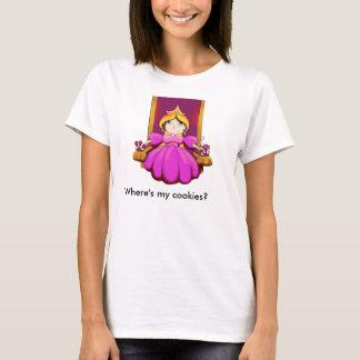 Skjorta för Princess Polly Kvinna Tshirts