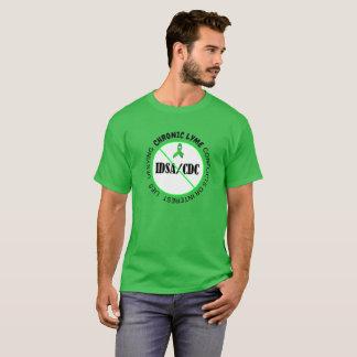 Skjorta för protest för CDC för Lyme sjukdom Anti Tshirts