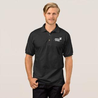 Skjorta för Quickz symbolsPolo - BLK Polo Tröja