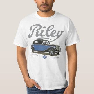 Skjorta för Riley klassikerbil T T Shirt