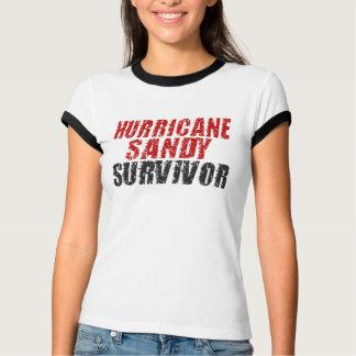 Skjorta för Ringer för sandig överlevande för T-shirts