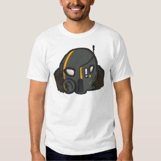 skjorta för scifi-hjälm tee shirt