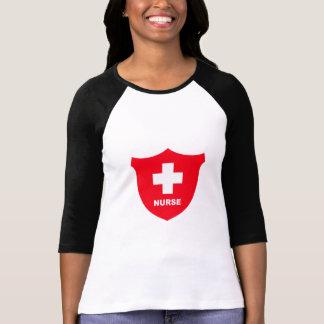 Skjorta för sjuksköterska T Tröjor