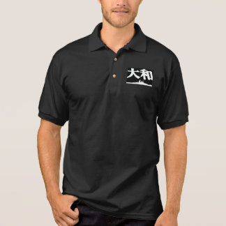 Skjorta för slagskeppYamato Polo Pikétröja