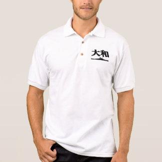Skjorta för slagskeppYamato Polo Polotröja