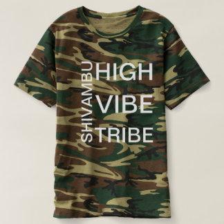 Skjorta för stam för Vibe för UrineterapiShivambu Tee Shirt