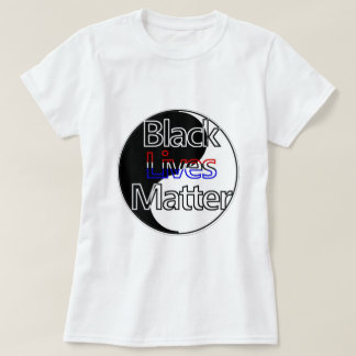 Skjorta för svartlivmateria T Tshirts