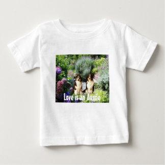 Skjorta för trädgårds- småbarn för australian tee shirts