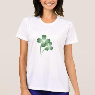 Skjorta för två mjuk Shamrocks Tee Shirt