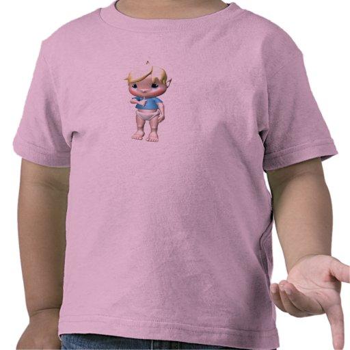 Skjorta för ungepojke T T-shirts