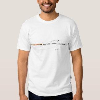 Skjorta för utrymme 3 tee shirts