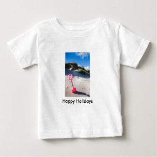 Skjorta för utslagsplats för baby för t-shirts