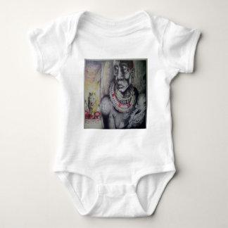 Skjorta för utslagsplats för babyHakuna Matata T Shirts