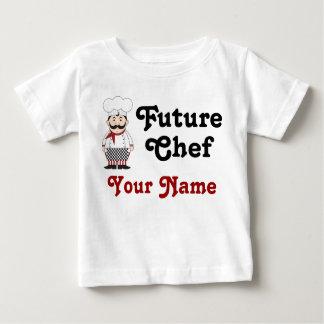 Skjorta för utslagsplats för framtida kock för tröjor