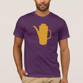Skjorta för utslagsplats för Meakin kaffekruka T Shirt