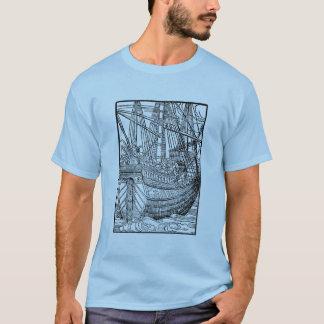 Skjorta för utslagsplats för spansk tee shirt