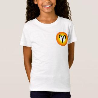 SKJORTA för VÄDUR T - flicka utslagsplats för vit T Shirt