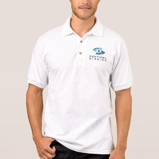 Skjorta för vaktpostbeskickningPolo Polotröja
