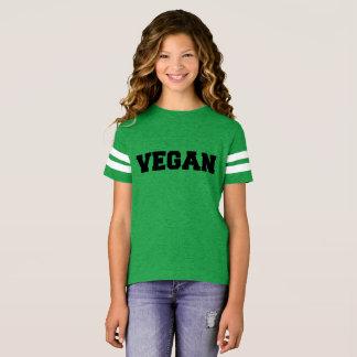 skjorta för vegan t för flickor tshirts