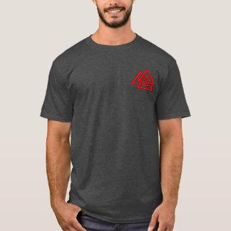 Skjorta för Viking korpsvart träd 2 Tee
