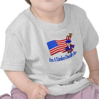 Skjorta för Yankeeklotterpojke Tee Shirt