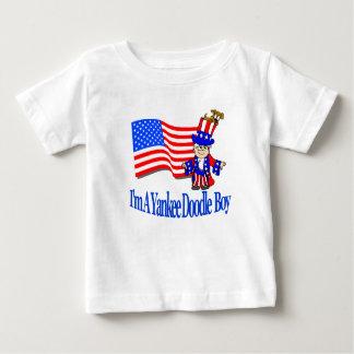 Skjorta för Yankeeklotterpojke Tee Shirts