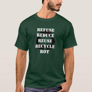 Skjortan för fem Rs Tee Shirts