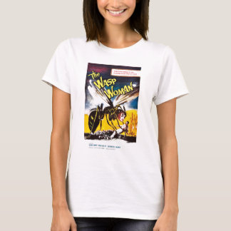 """""""Skjortan för utslagsplats för Waspkvinna"""" (den Tee Shirt"""